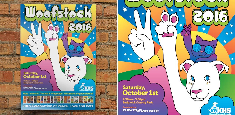 Woofstock Poster Baseline Creative