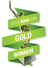 Baseline Creative, Inc. | 2019 Marcom Gold Winner