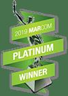 Baseline Creative, Inc.   2019 Marcom Platinum Winner