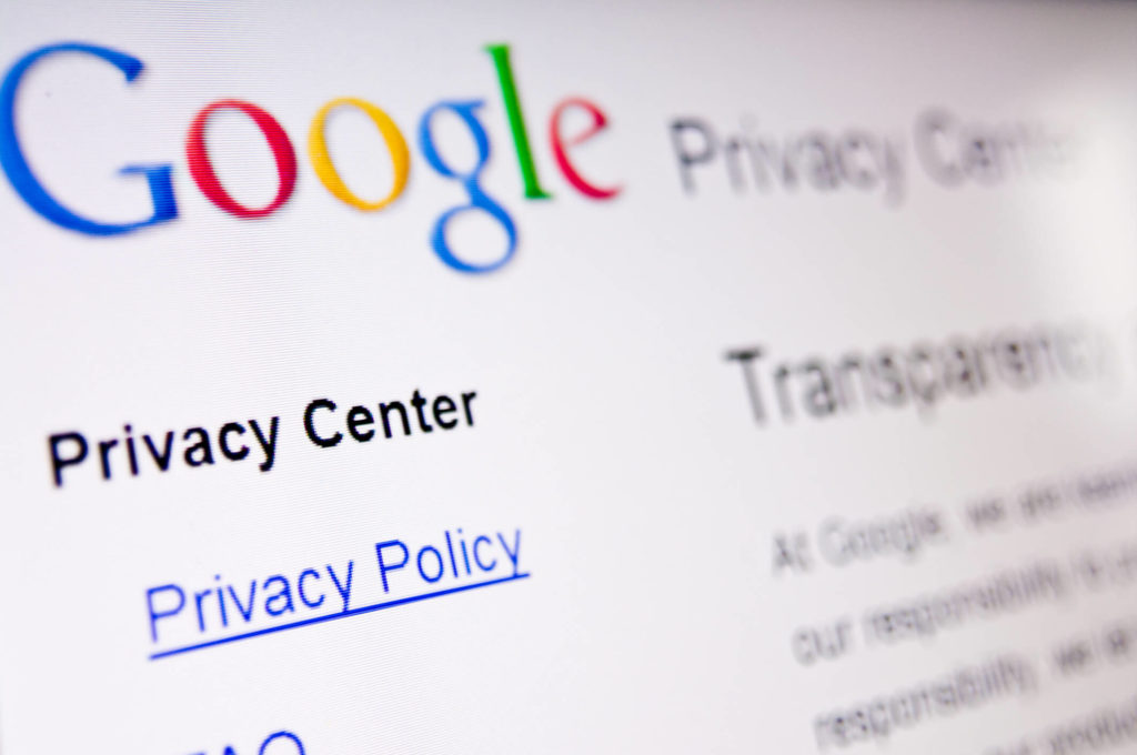 Google Privacy Changes